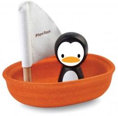 Sailing Boat / Penguin