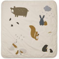 Glenn Activity Blanket / Friendship Sandy Mix