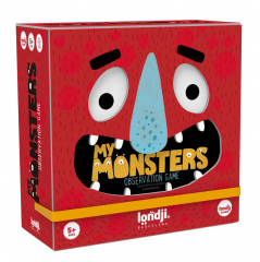 Game / My Monsters