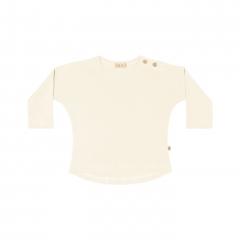 T-shirt Long Sleeves / Crema