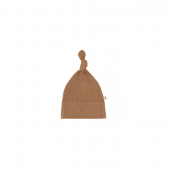 Knotted Hat / Chocolate