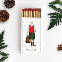 Hipster Santa / Matches