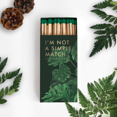 Monstera / Matches