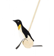 Stokroller / Pinguin
