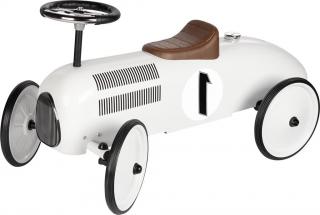 Ride-on-vehicle / White