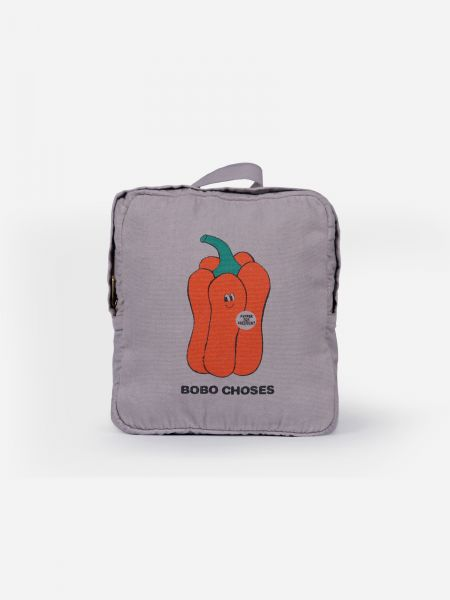 Vote For Pepper School Bag