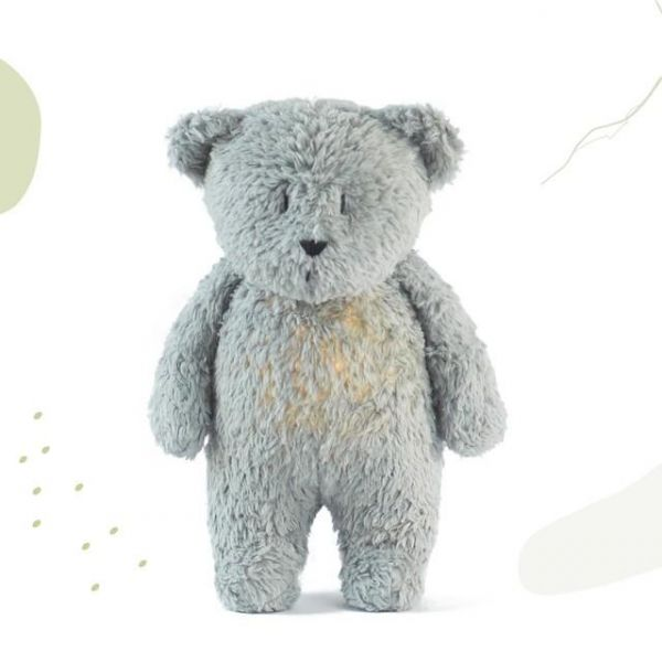 Moonie The Humming Bear / Grey