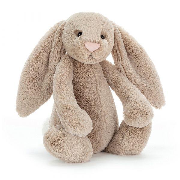 Bashful Beige Bunny / Large