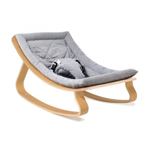 Baby Rocker Levo / Sweet Grey Cushion