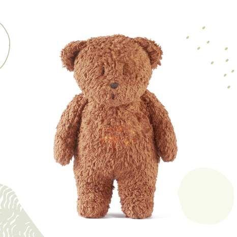 Moonie The Humming Bear / Caramel