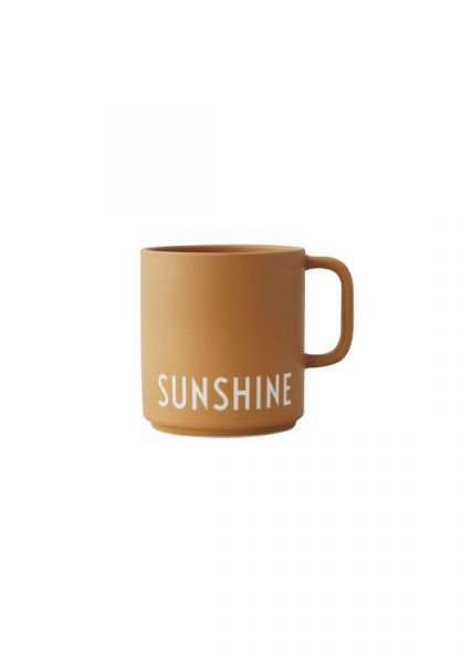 Favourite cup with handle  / Sunshine