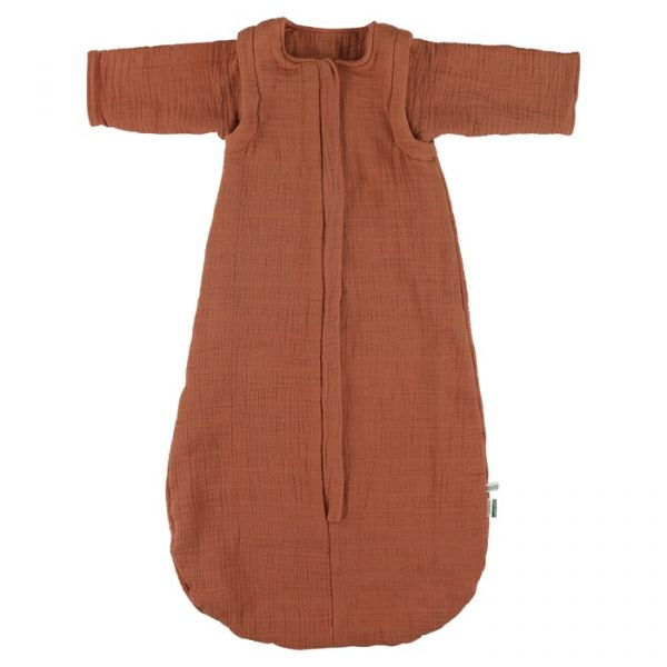 Sleeping Bag Mild 87cm / Bliss Rust