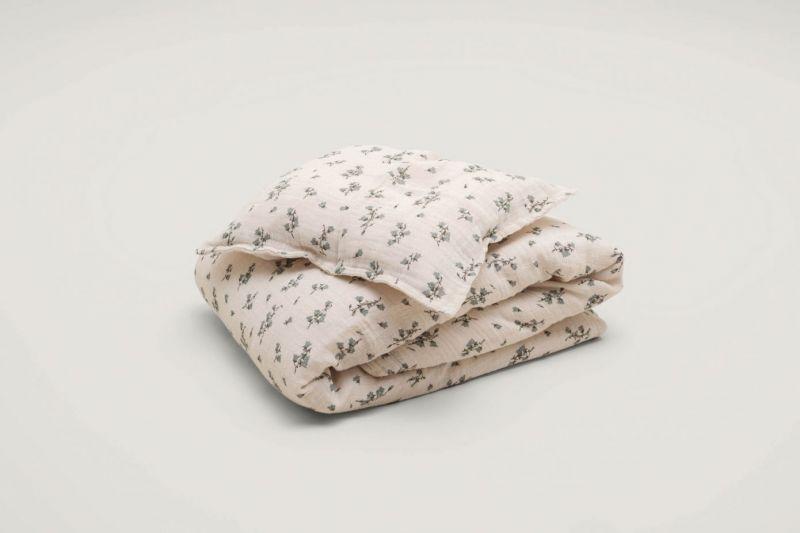Bluebell  Muslin Bedset / Adult