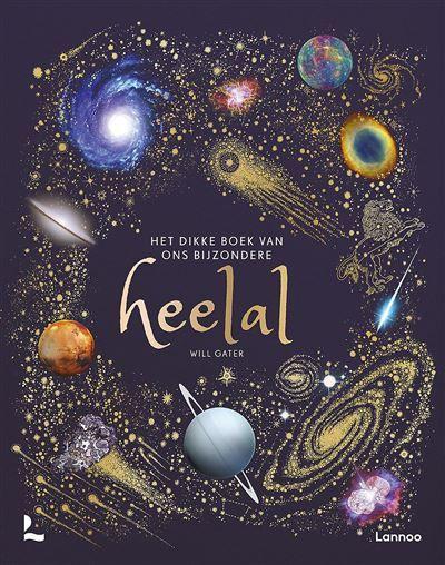 Het dikke boek van ons bijzonder heelal