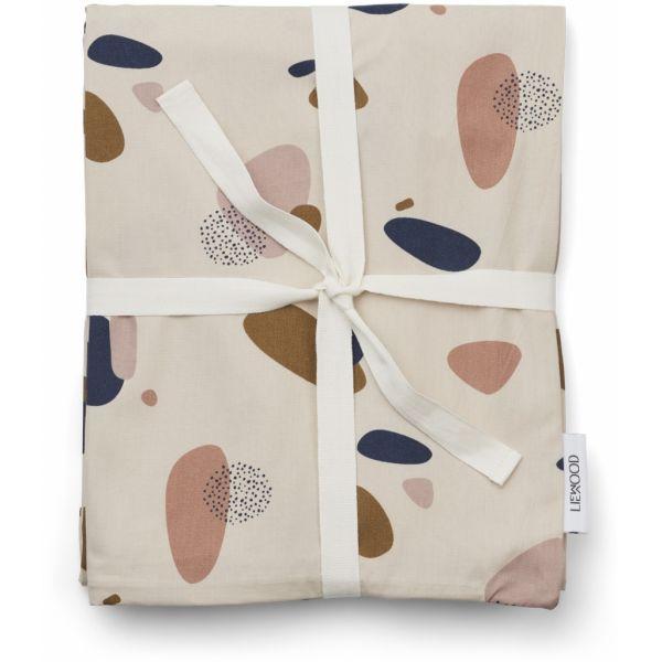 Carl Adult Bedding Print / Bubbly Sandy