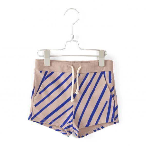 Shorts Stripes / Old Pink