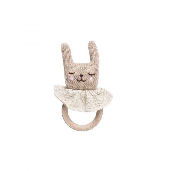Teething Ring / Rabbit