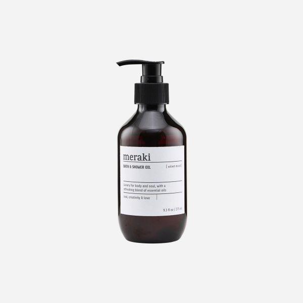 Bath & Shower Oil / Velvet Mood