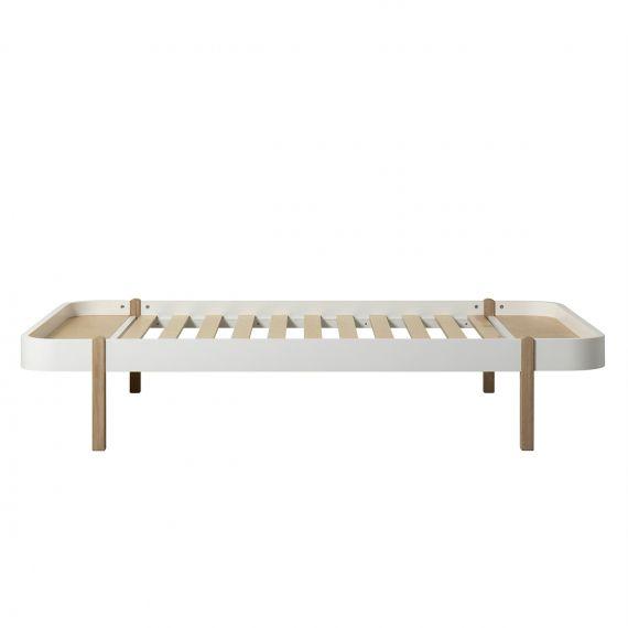 Wood lounger 120 / Oak