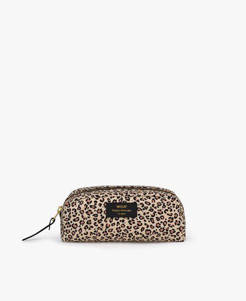 Small Makeup Bag / Pink Savannah