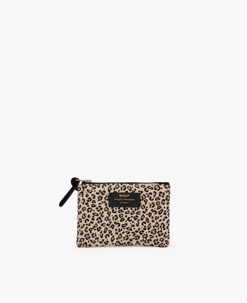 Small Pouch Bag / Pink Savannah