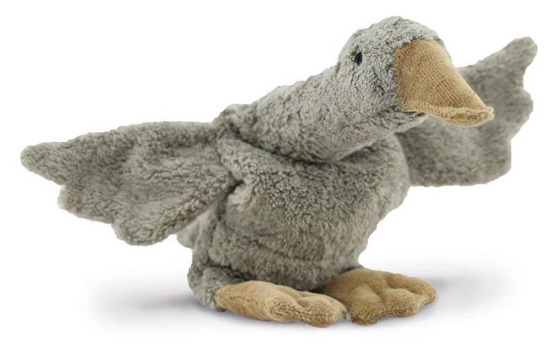 Cuddly Animal Small / Goose Grey (warmtekussen)