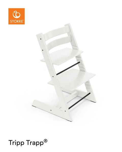 Tripp Trapp Chair / White