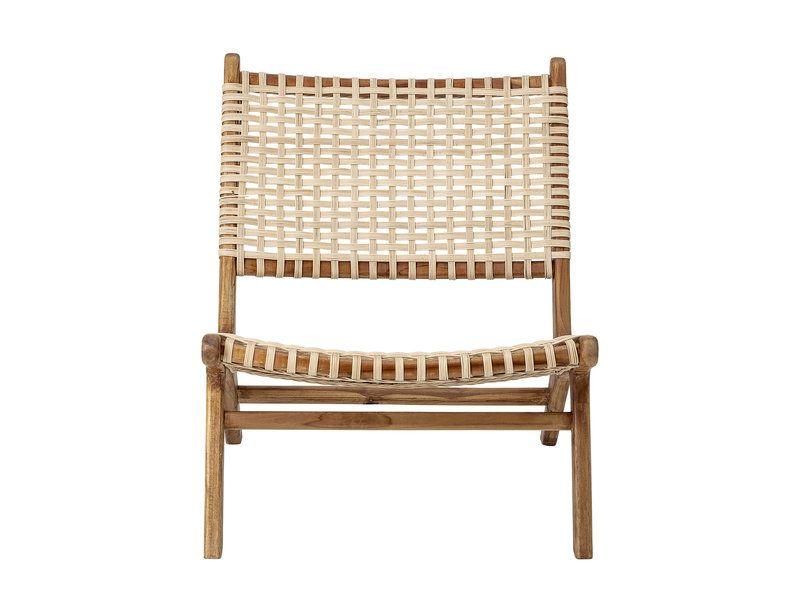 Keila Lounge Chair / Nature Teak