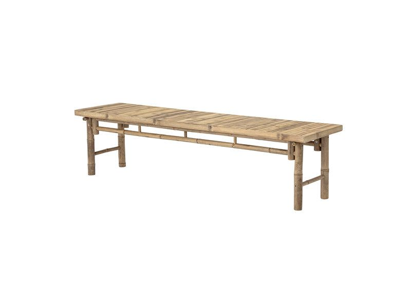 Sole Bench / Nature Bamboo