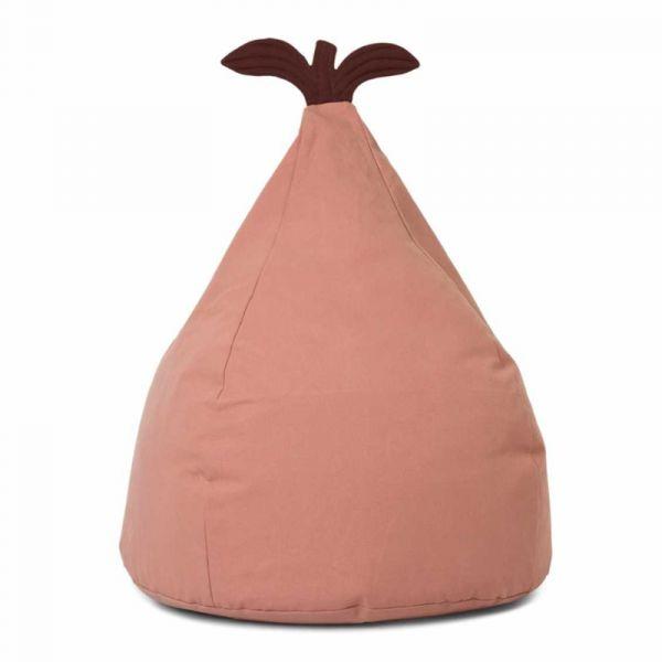 Pear Bean Bag / Dusty Rose