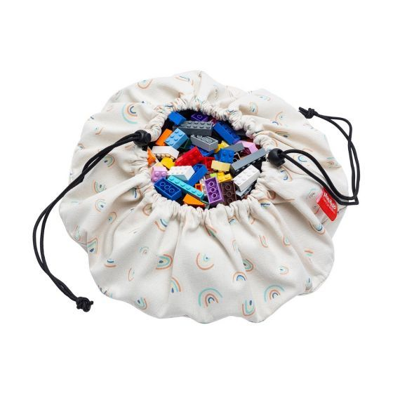 Rainbow Mini Storage Bag