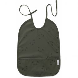 Lai Bib / Panda Hunter Green