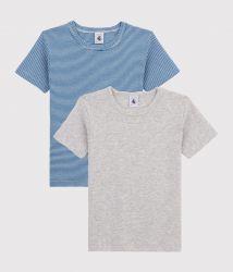 Set 2 T-shirts / Milleraies Strepen