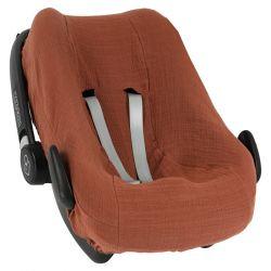 Car Seat Cover (Pebble(Plus)/Rock/Pro) / Bliss Rust