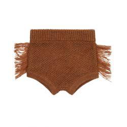 Keen Kangaroo / Knit Bloomer / Brown