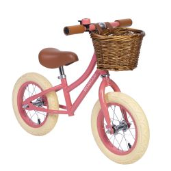 First go! Balance Bike / Coral