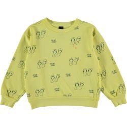 Sweatshirt Siblings / Sunshine Yellow