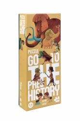 Puzzle / Go To The Prehistory