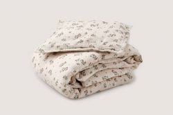 Clover Muslin Bedset / Adult