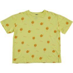 T-shirt Yogi Sun / Sunshine Yellow