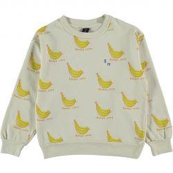 Sweatshirt Banana Siesta / Ivory