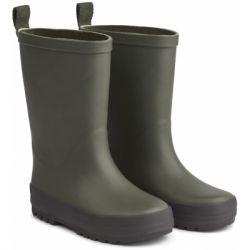 River Rain Boot / Hunter/Black Mix