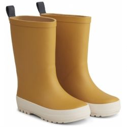 River Rain Boot / Yellow Mellow/Creme de la Creme Mix
