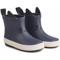 Tobi Rain Boot / Panda Navy