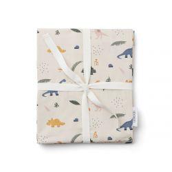 Carl Adult Bedding Print / Dino Mix