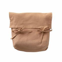 Curtain Caramel (voor low loft bed)
