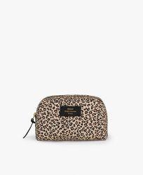 Big Makeup Bag / Pink Savannah