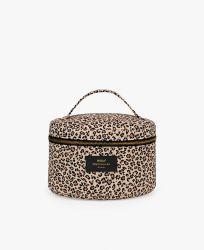 XL Makeup Bag / Pink Savannah