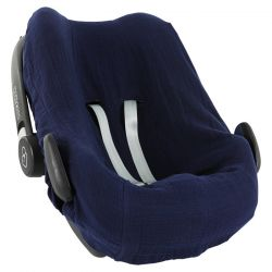 Car Seat Cover Pebble / Bliss Blue