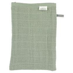 Muslin Washcloth (2pcs) / Bliss Olive